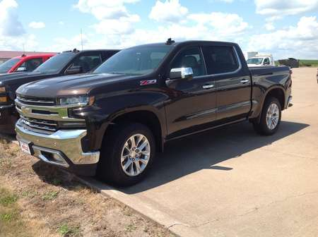2019 Chevrolet Silverado 1500 LTZ for Sale  - 110430  - Wiele Chevrolet, Inc.