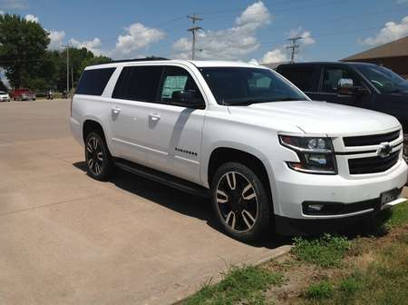 2019 Chevrolet Suburban Premier for Sale  - 265670  - Wiele Chevrolet, Inc.