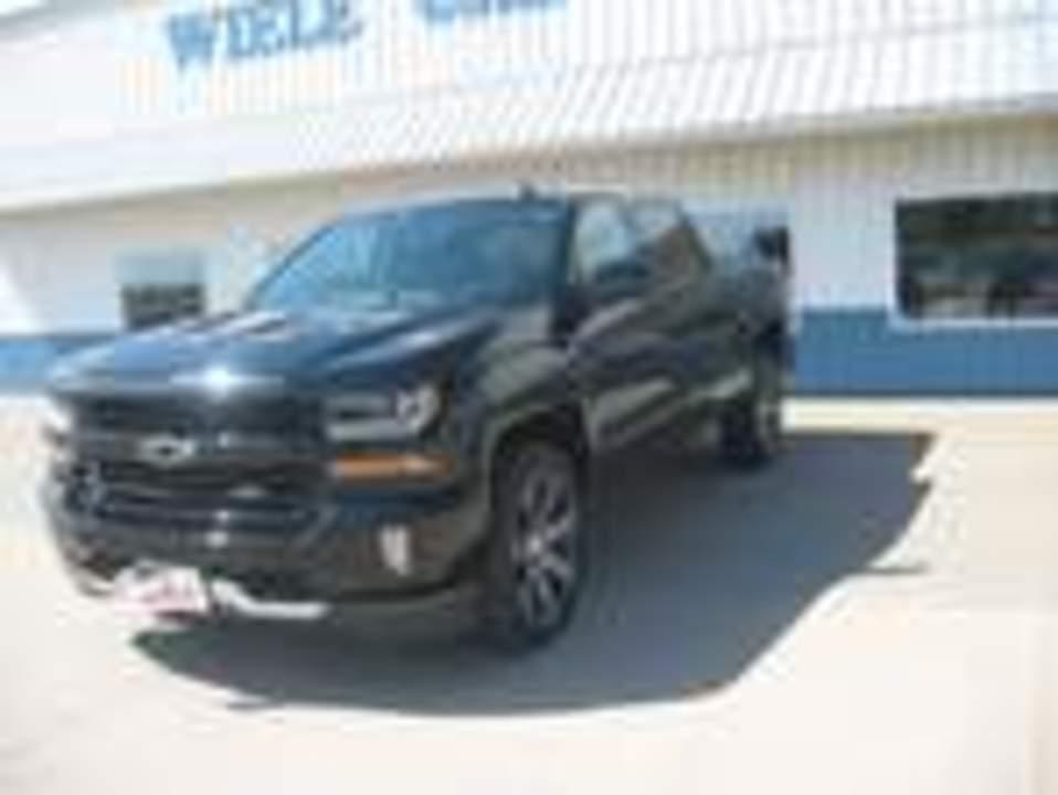 2017 Chevrolet Silverado 1500  - Wiele Chevrolet, Inc.