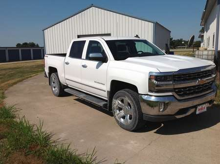 2016 Chevrolet Silverado 1500 LTZ for Sale  - 292228  - Wiele Chevrolet, Inc.