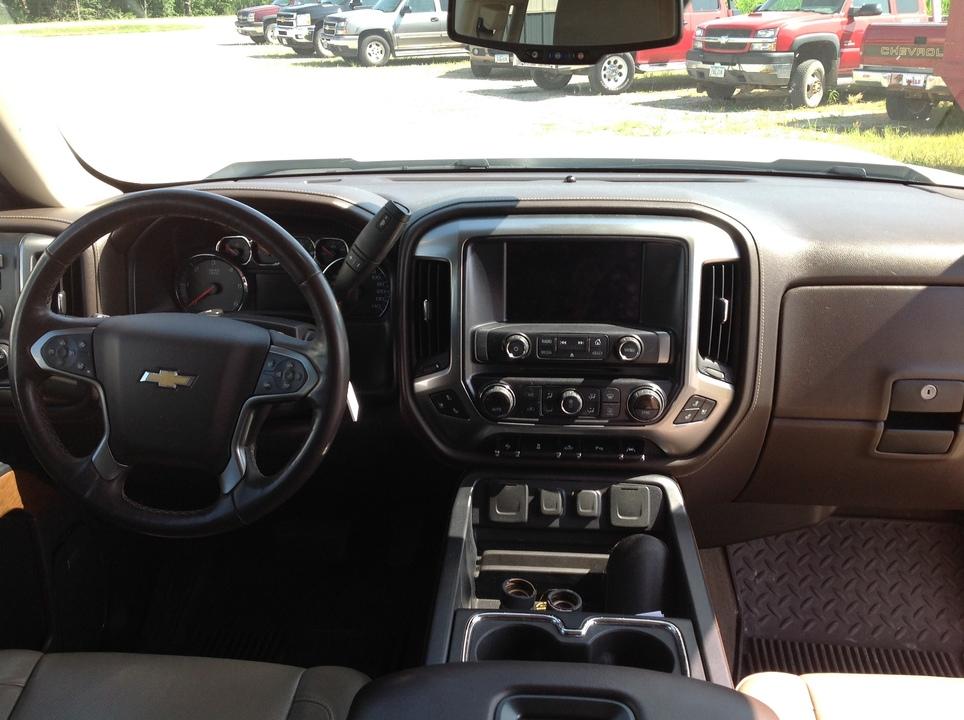 2016 Chevrolet Silverado 1500  - Wiele Chevrolet, Inc.