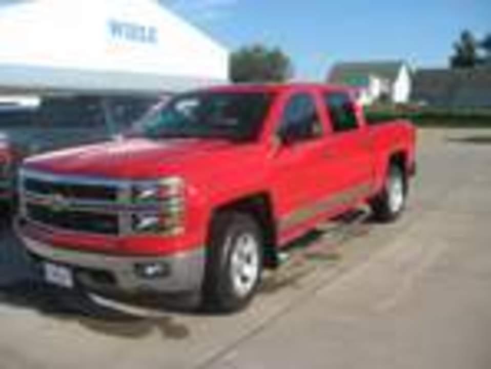 2014 Chevrolet Silverado 1500  - Wiele Chevrolet, Inc.
