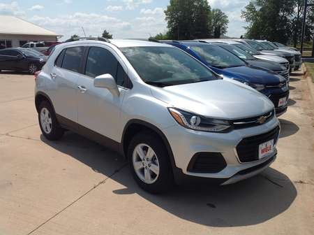 2019 Chevrolet Trax LT for Sale  - 896150  - Wiele Chevrolet, Inc.