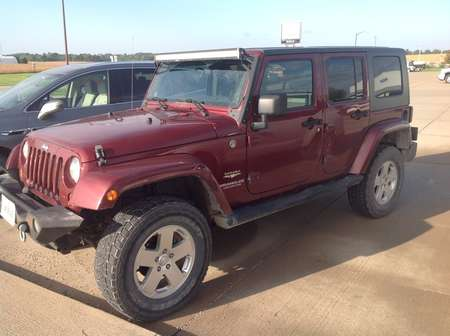 2010 Jeep Wrangler Sahara for Sale  - 206504  - Wiele Chevrolet, Inc.