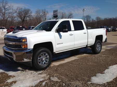 2018 Chevrolet Silverado 2500HD LT for Sale  - 274344  - Wiele Chevrolet, Inc.