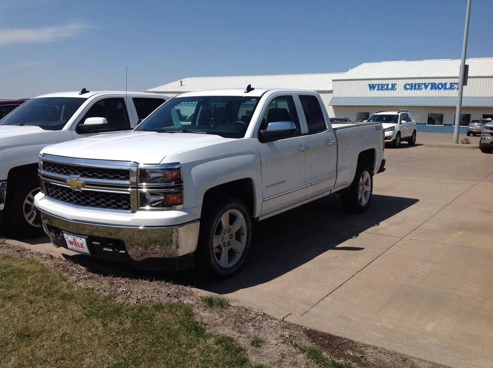2015 Chevrolet Silverado 1500 LS - Stock # 401391 - West