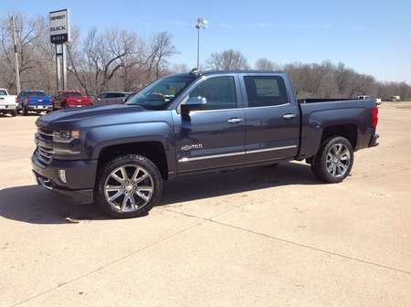 2018 Chevrolet Silverado 1500 LTZ for Sale  - 350203  - Wiele Chevrolet, Inc.