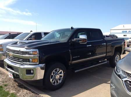 2018 Chevrolet Silverado 3500HD LTZ for Sale  - 226758  - Wiele Chevrolet, Inc.