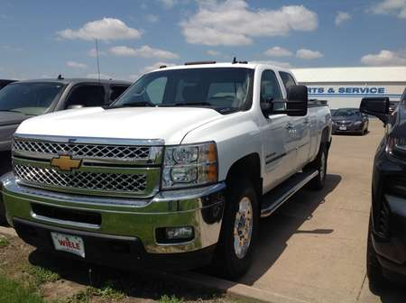 2014 Chevrolet Silverado 3500HD SRW LT for Sale  - 109012  - Wiele Chevrolet, Inc.
