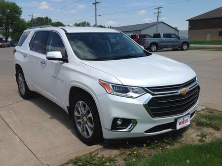 2018 Chevrolet Traverse Premier for Sale  - 233019  - Wiele Chevrolet, Inc.