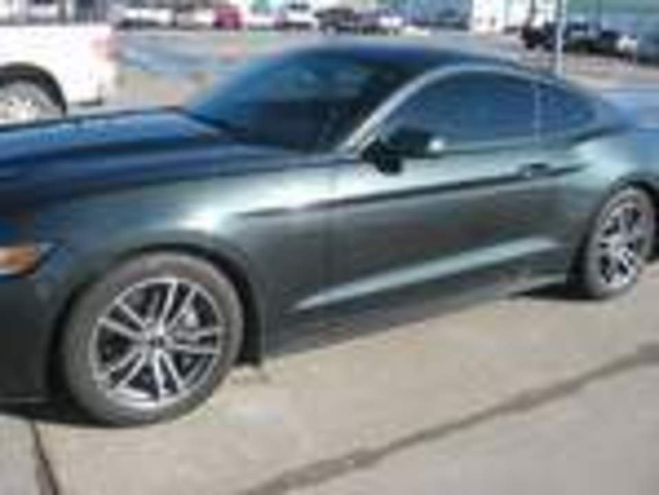 2015 Ford Mustang  - Wiele Chevrolet, Inc.