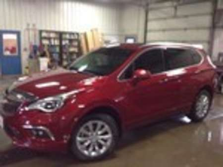 2017 Buick Envision Premium I for Sale  - 243165  - Wiele Chevrolet, Inc.