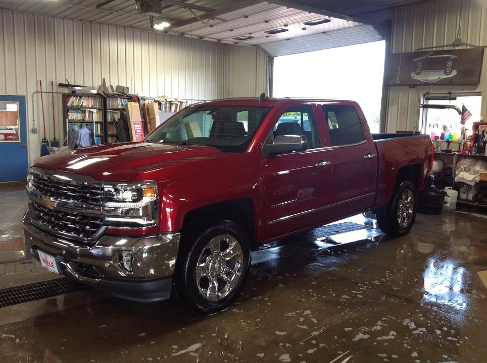 2018 Chevrolet Silverado 1500 Ltz Stock 148707