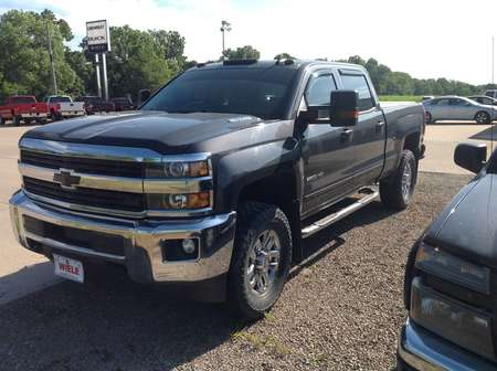 2016 Chevrolet Silverado 2500HD LT for Sale  - 233710  - Wiele Chevrolet, Inc.