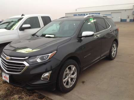 2018 Chevrolet Equinox Premier for Sale  - 62722881  - Wiele Chevrolet, Inc.