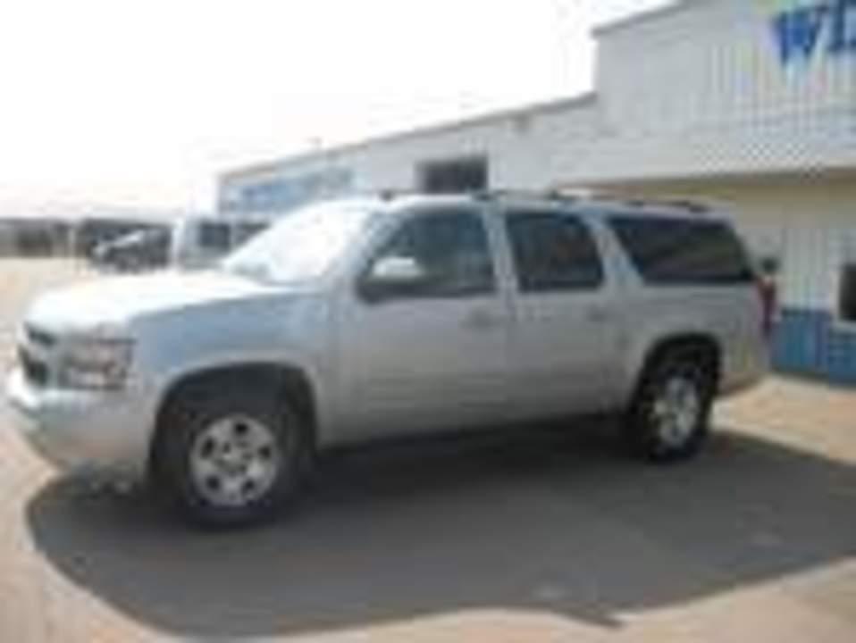 2011 Chevrolet Suburban  - Wiele Chevrolet, Inc.