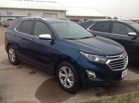 2019 Chevrolet Equinox Premier for Sale  - 170808  - Wiele Chevrolet, Inc.