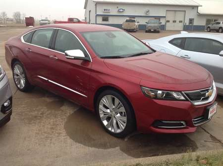 2019 Chevrolet Impala Premier for Sale  - 119723  - Wiele Chevrolet, Inc.