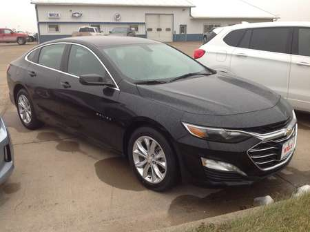 2019 Chevrolet Malibu LT for Sale  - 111702  - Wiele Chevrolet, Inc.