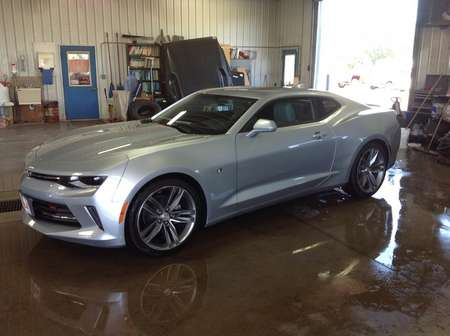 2018 Chevrolet Camaro LT for Sale  - 113169  - Wiele Chevrolet, Inc.