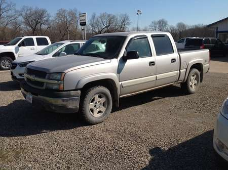 2004 Chevrolet Silverado 1500 LS 4WD for Sale  - 120317  - Wiele Chevrolet, Inc.