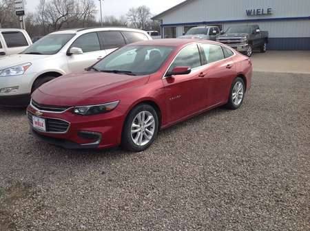 2016 Chevrolet Malibu LT for Sale  - 294093  - Wiele Chevrolet, Inc.