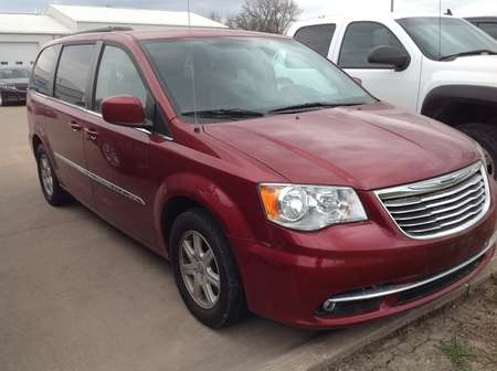 2012 Chrysler Town & Country Touring for Sale  - 361316  - Wiele Chevrolet, Inc.
