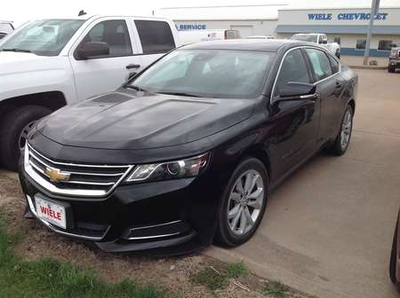 2016 Chevrolet Impala LT for Sale  - 118753  - Wiele Chevrolet, Inc.