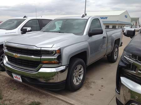 2017 Chevrolet Silverado 1500 LS for Sale  - 188402  - Wiele Chevrolet, Inc.