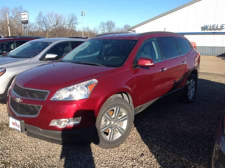 2011 Chevrolet Traverse LT w/1LT for Sale  - 245712  - Wiele Chevrolet, Inc.