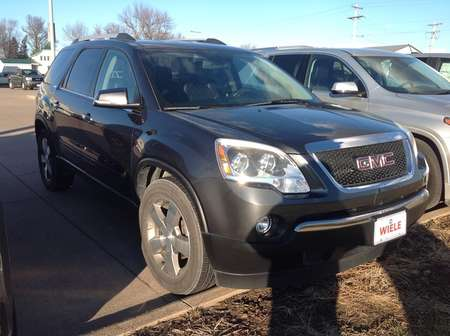 2012 GMC Acadia SLT1 for Sale  - 353256  - Wiele Chevrolet, Inc.