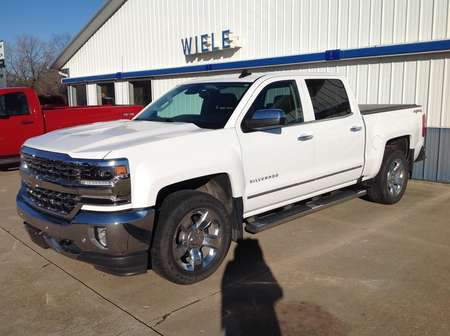 2016 Chevrolet Silverado 1500 LTZ for Sale  - 359642  - Wiele Chevrolet, Inc.