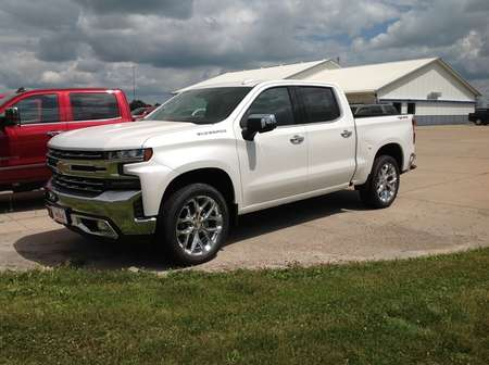 2019 Chevrolet Silverado 1500 LTZ for Sale  - 222533  - Wiele Chevrolet, Inc.