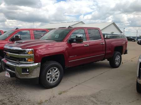 2019 Chevrolet Silverado 2500HD LTZ for Sale  - 143728  - Wiele Chevrolet, Inc.