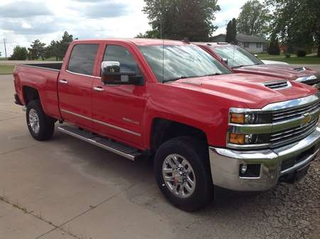 2019 Chevrolet Silverado 2500HD LTZ for Sale  - 199630  - Wiele Chevrolet, Inc.
