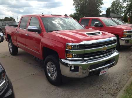 2019 Chevrolet Silverado 2500HD LTZ for Sale  - 225958  - Wiele Chevrolet, Inc.