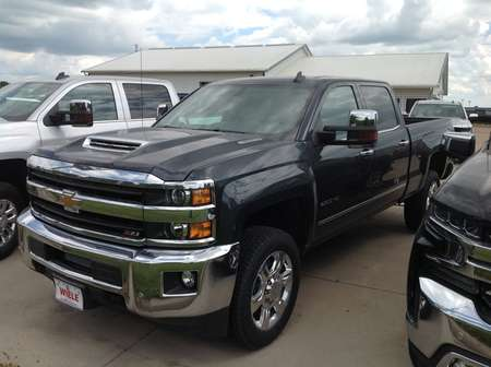 2019 Chevrolet Silverado 2500HD LTZ for Sale  - 227054  - Wiele Chevrolet, Inc.