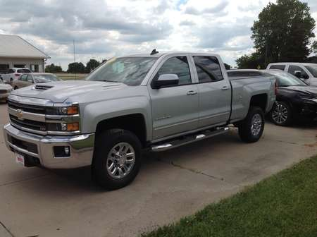 2019 Chevrolet Silverado 2500HD LT for Sale  - 173021  - Wiele Chevrolet, Inc.