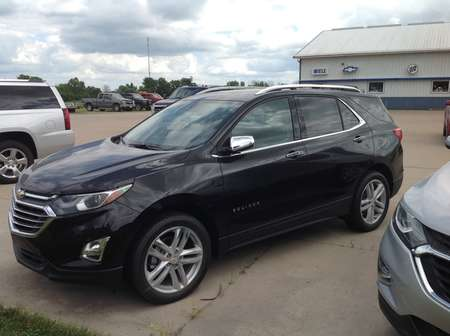 2019 Chevrolet Equinox Premier for Sale  - 299235  - Wiele Chevrolet, Inc.