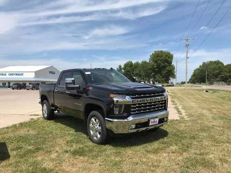 2020 Chevrolet Silverado 2500HD LTZ for Sale  - 117385  - Wiele Chevrolet, Inc.