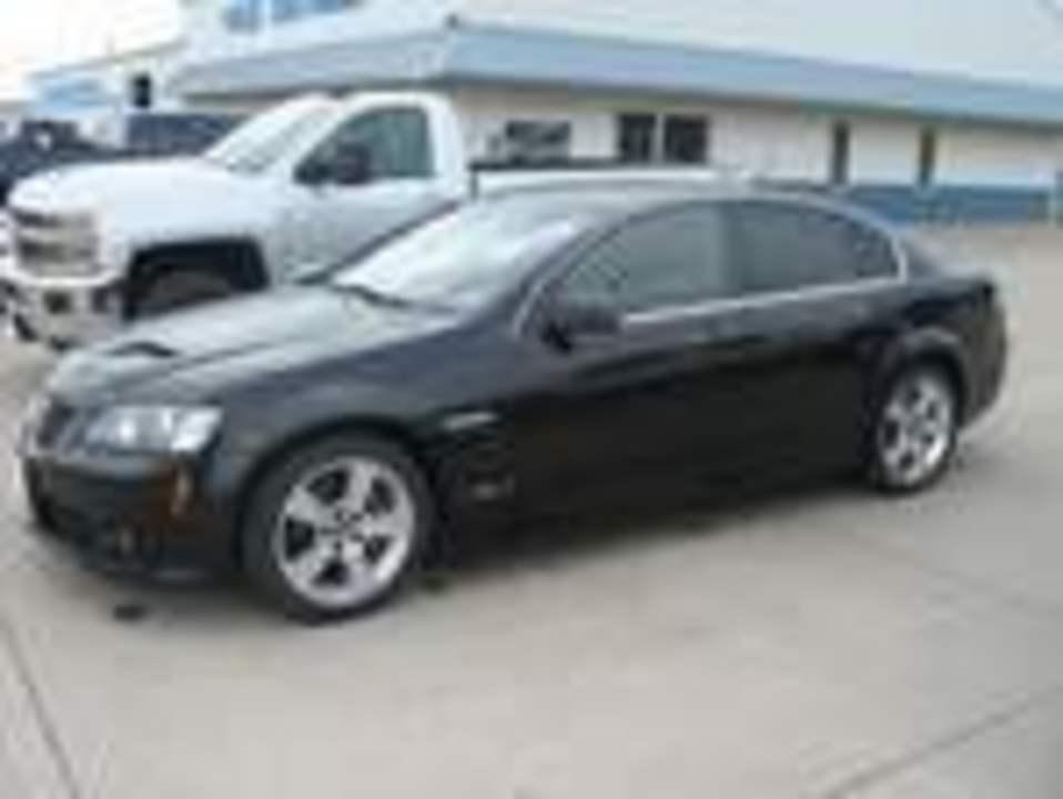 2008 Pontiac G8 Gt Stock 120947 West Liberty Ia
