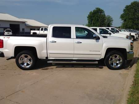 2018 Chevrolet Silverado 1500 LTZ for Sale  - 385574  - Wiele Chevrolet, Inc.