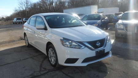 2018 Nissan Sentra SV for Sale  - 11832  - Area Auto Center