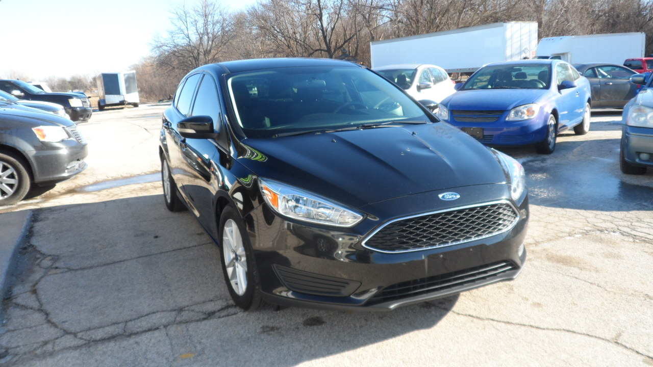 2015 Ford Focus  - Area Auto Center