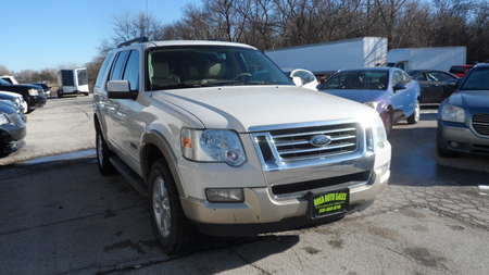 2008 Ford Explorer EDDIE BAUER 4WD for Sale  - 11846  - Area Auto Center