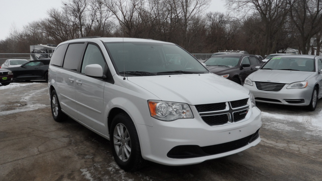 2015 Dodge Grand Caravan  - Area Auto Center