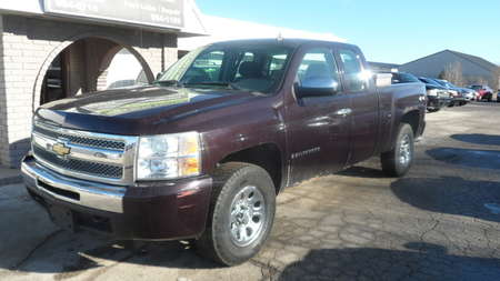 2009 Chevrolet Silverado 1500 Work Truck 4WD Extended Cab for Sale  - 11792  - Area Auto Center