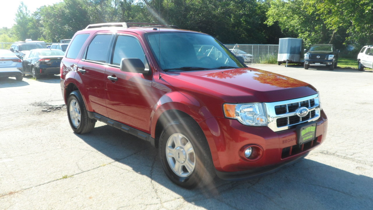 2012 Ford Escape XLT  - 13044X  - Area Auto Center