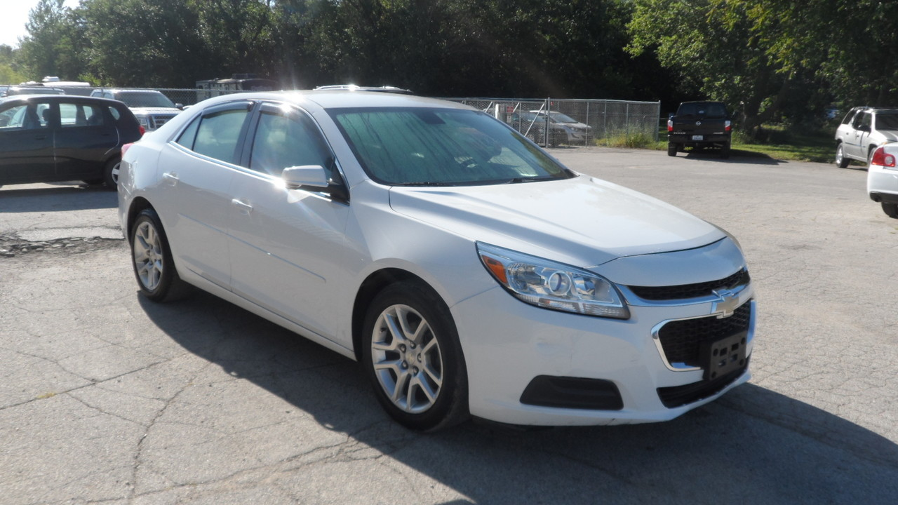 2014 Chevrolet Malibu 1LT  - 13045X  - Area Auto Center