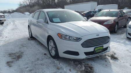 2015 Ford Fusion SE for Sale  - 11886  - Area Auto Center
